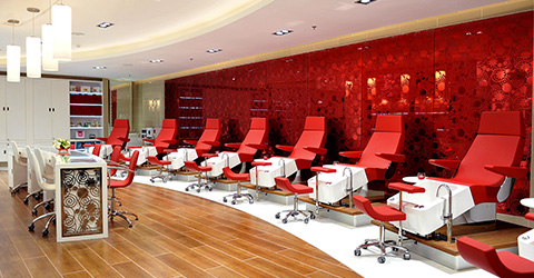 Al Mashata Beauty Center