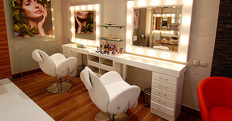 Al Mashata SPA Makeup Salon